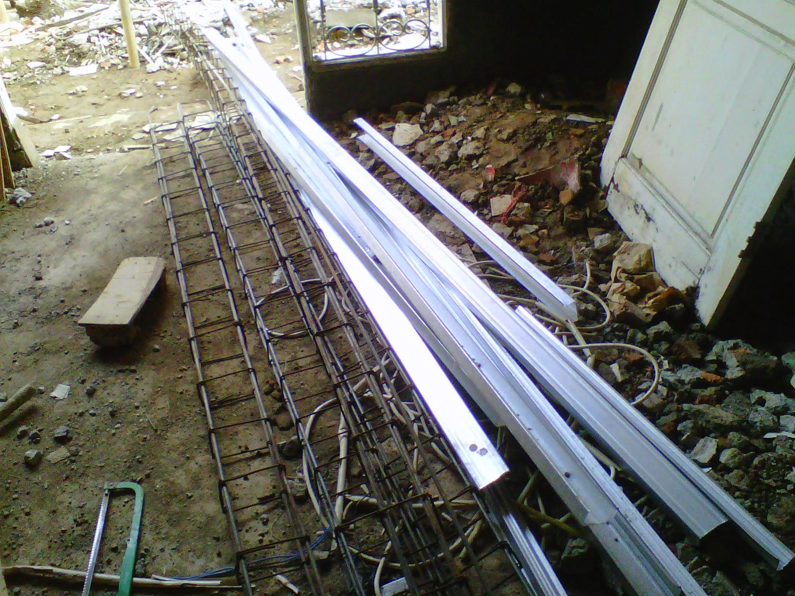 atap baja ringan karawang pemborong bangunan cv hadi karya mandiri jasa pemasangan