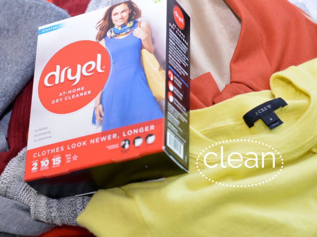 dryel at home dry cleaner