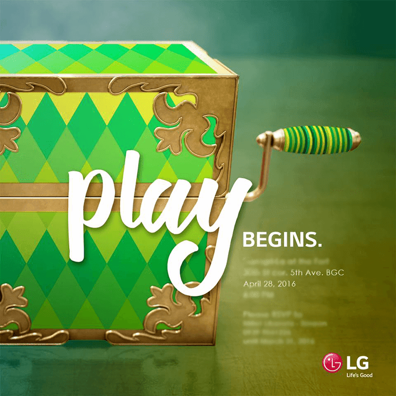 Play begins teaser of LG PH
