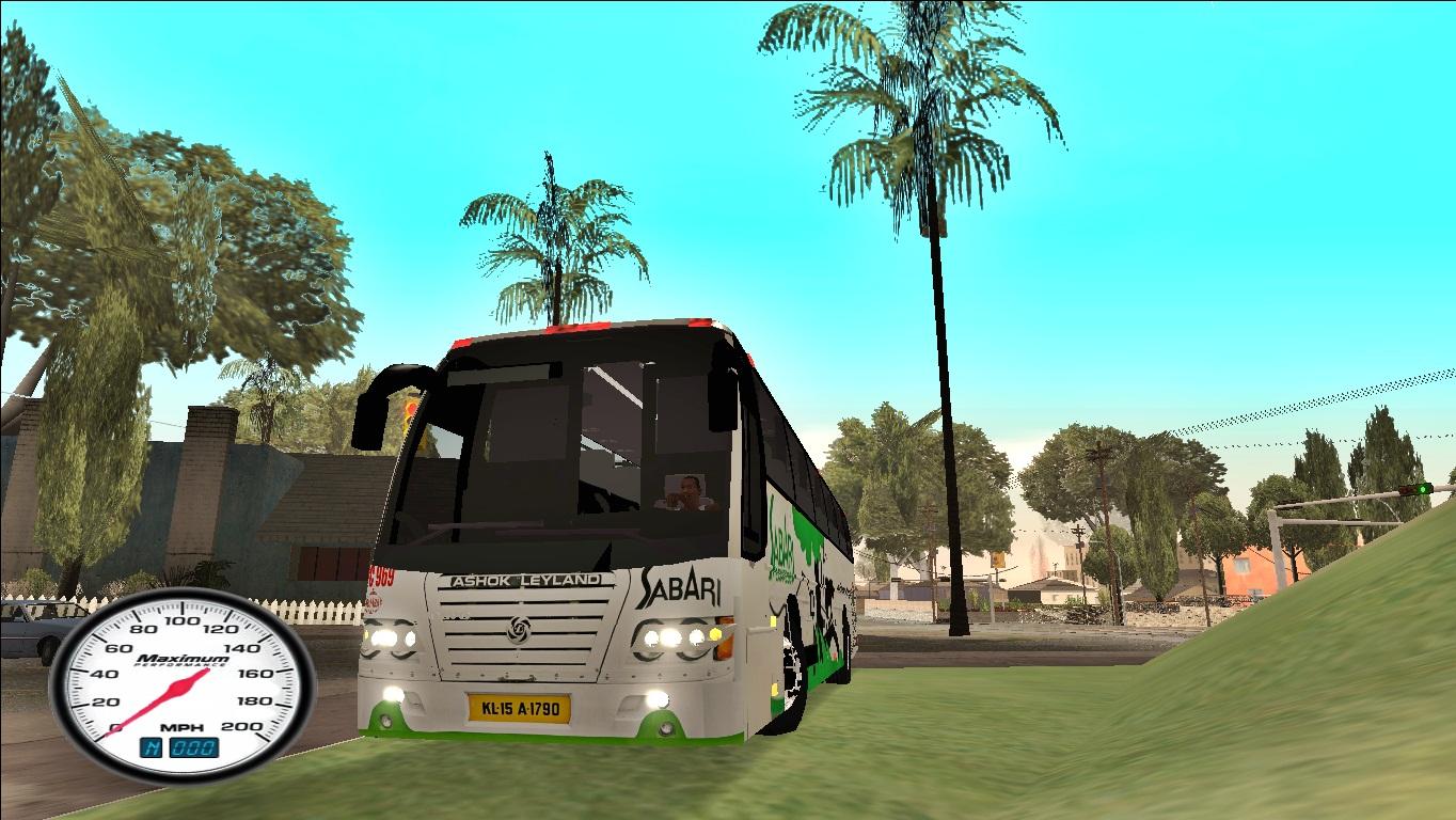 Uk dennis dart bus mod for grand theft auto: san andreas mod db.