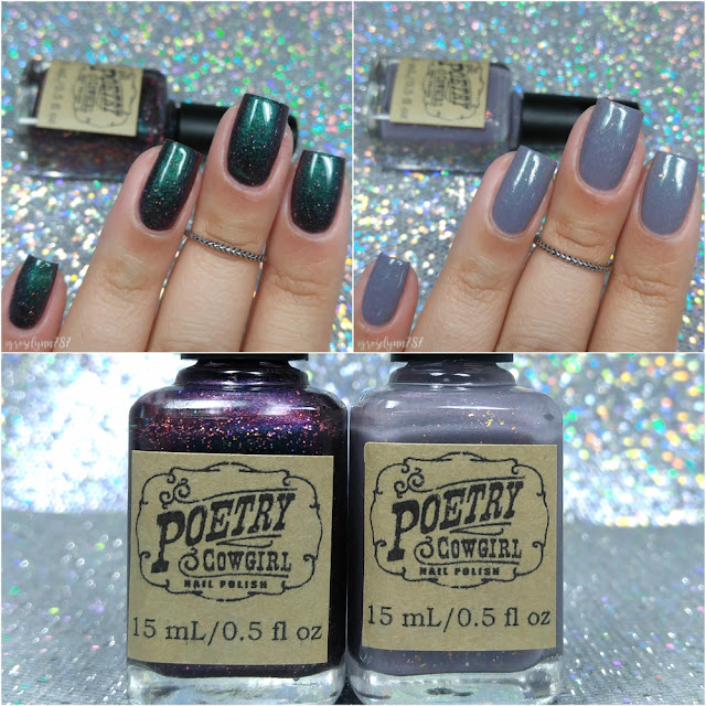Poetry Cowgirl Nail Polish - The Indie Shop Duo