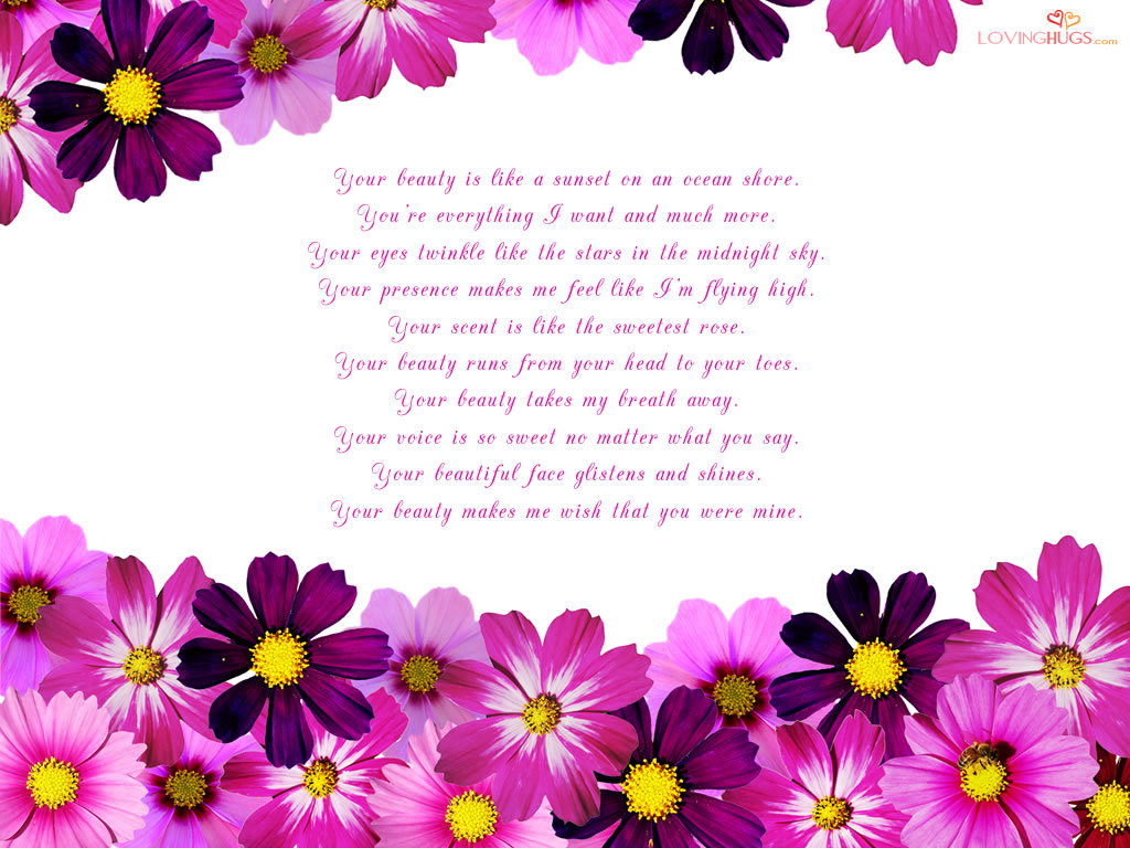 LoVe POeMs WaLlPaPeRs