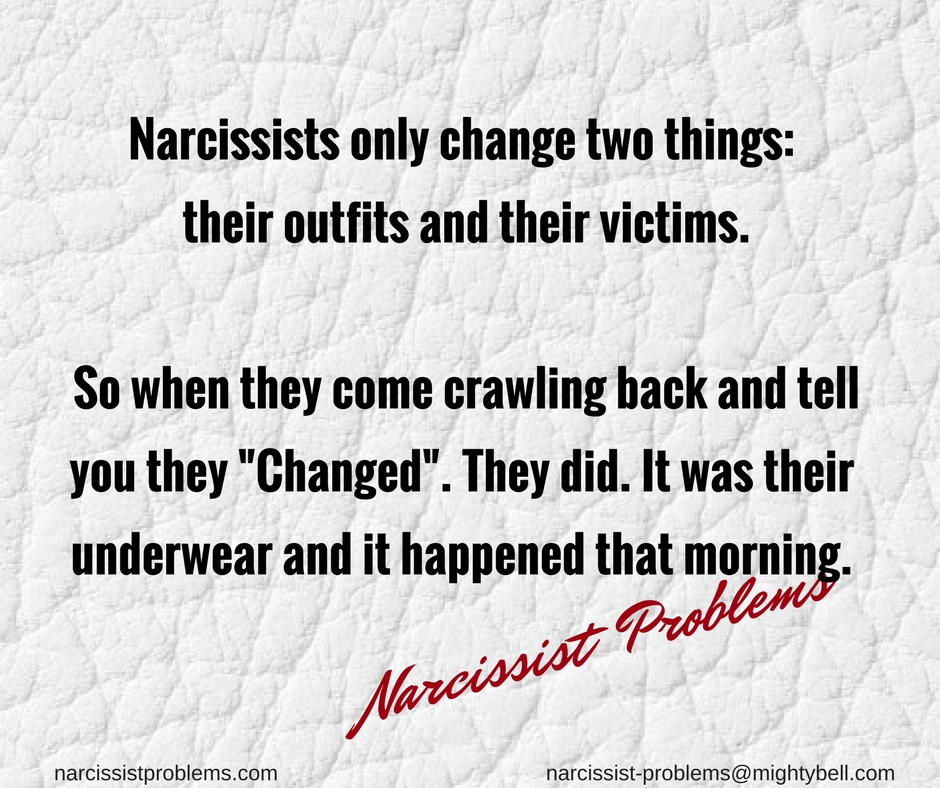 Narcissist Problems: Narc Quotes