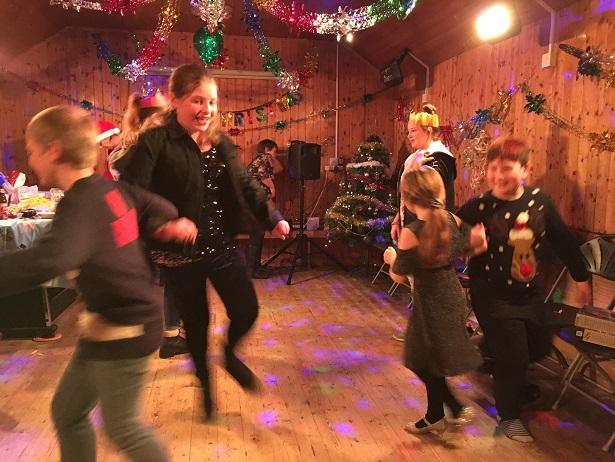 Life on a Small Island: Graemsay Christmas Party