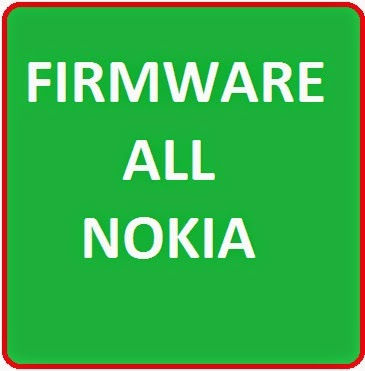 Jual Firmware All Nokia