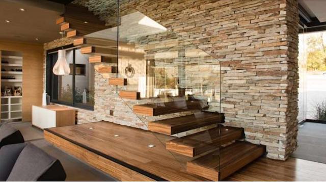 tangga rumah stainless