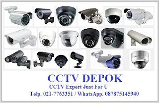 CCTV, Depok, CCTV Depok