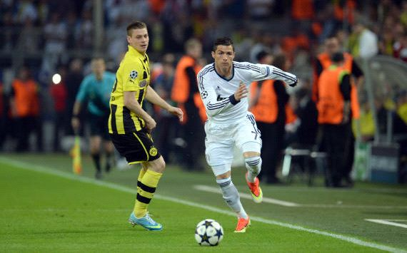 Skor Akhir Real Madrid VS Dortmund 2013