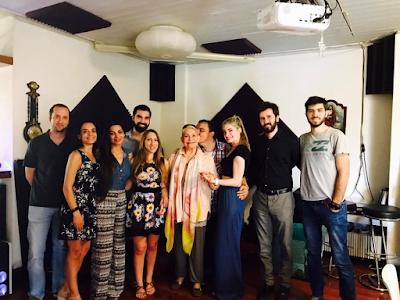 Η Μαρινέλλα έδωσε μια συνέντευξη στην ομάδα του «NGradio.gr» (Άγγελος Πάτερος, Άννα - Μαρία Νικολαΐδου, Χαρούλα Νικολαΐδου, Στέφανος Δορμπαράκης, Φάια Στάινερ, Στελιος Νικολαΐδης, Βασιλεία Περόγλου, Ισίδωρος Πάτερος, Τάσος Περόγλου) στις 1 Ιουνίου 2017.