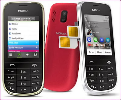 Download Firmware Nokia 202 RM-834 Dual Sim Version 20.52