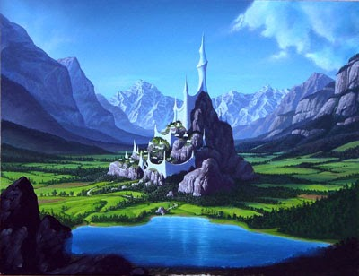 Lotr Fall Wallpaper Taverna De Elgalor Hist 243 Rias E Can 231 245 Es Gondolin A