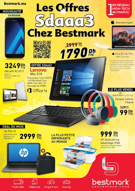 catalogue Bestmark Mars 2017
