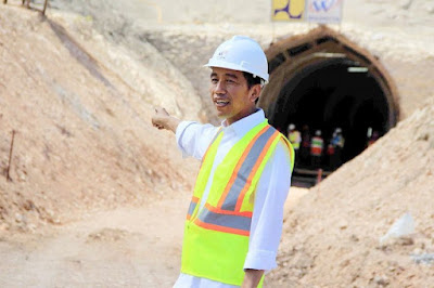 Presiden Jokowi Ingin Proyek Strategis Nasional 2017 Segera Rampung - Info Presiden Jokowi Dan Pemerintah