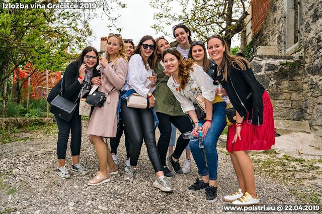 26.Izložba vina na uskršnji ponedjeljak u Gračišću 22.04.2019