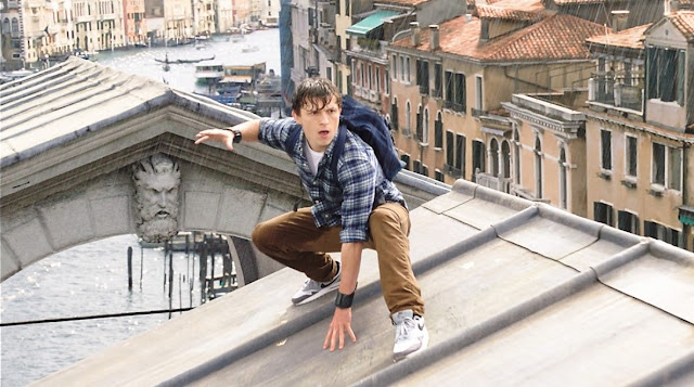 WATCH: SPIDER-MAN: FAR FROM HOME Teaser Finally Drops