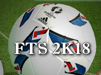 FTS 2K18 New Era Mod Apk Data OBB Terbaru by FBRN