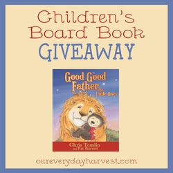 Good Good Father for Little Ones Giveaway