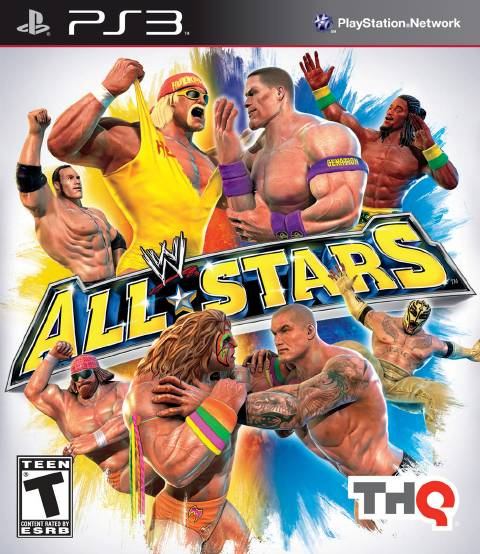 WWE All Stars - Download game PS3 PS4 RPCS3 PC free