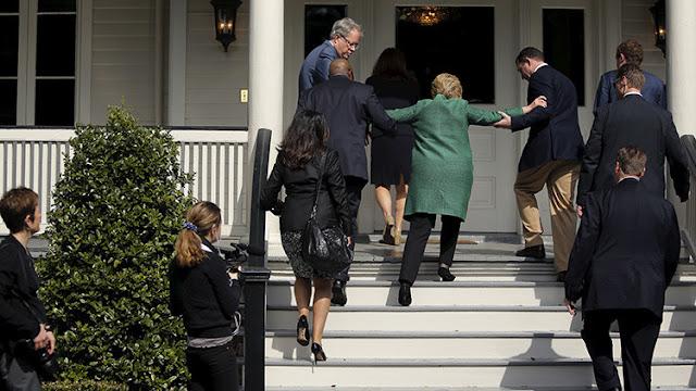 """El empresario más odiado de EE.UU. """"diagnostica"""" la enfermedad de Parkinson a Hillary Clinton"""