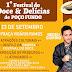 Santa Cruz do Capibaribe recebe 1º Festival de Doce e Delícias de Poço Fundo