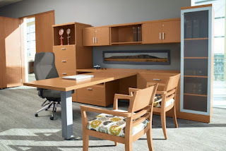 Modern Office Furniture from Global
