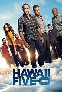 Hawaii Five-0 - 8ª Temporada poster e capa torrent download