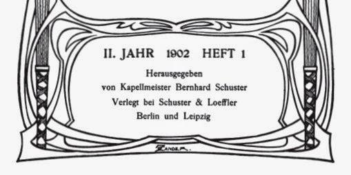 Die Musik. II. Jahrgang, Heft 1, 1902