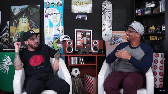 O entrevistado desta semana do Programa Freestyle é o Guilherme Treze (Falazetrê)