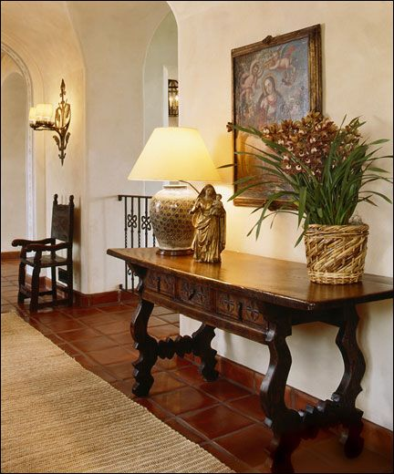 "Eye For Design: Decorate Spanish Colonial ""Old Hollywood"