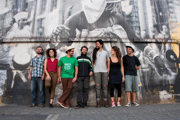 Banda Nã faz show com Alessandra Leão no Sesc Belenzinho