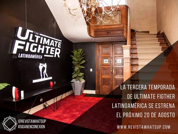 Ultimate-Figther-Latinoamérica