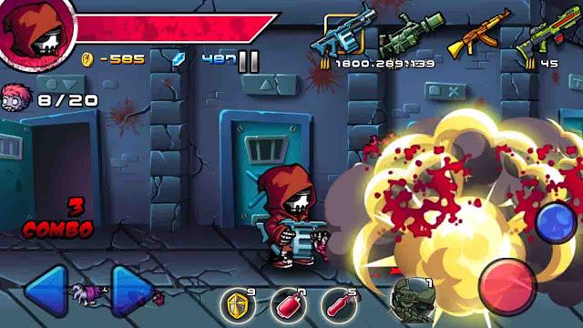 cheat game zombie diary