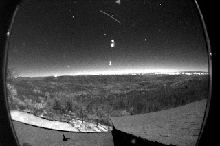 The Brown Mountain Lights Bml Cam Installed November 28 2012