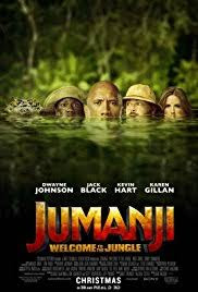 Jumanji Leads Box Office