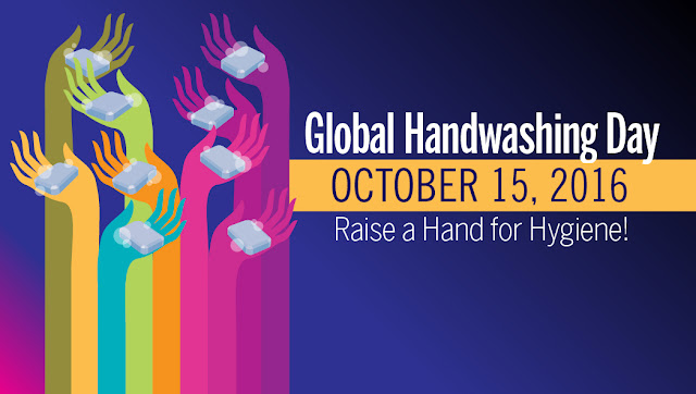 Global Handwashing Day, Infographic, CDC