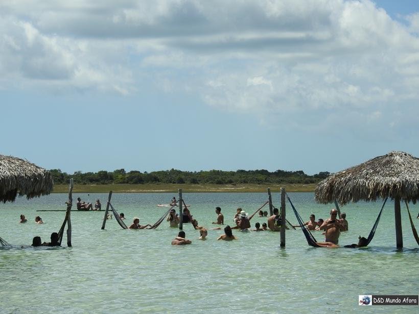 Lagoa do Paraíso - Jericoacoara - Alchymist Beach Praia