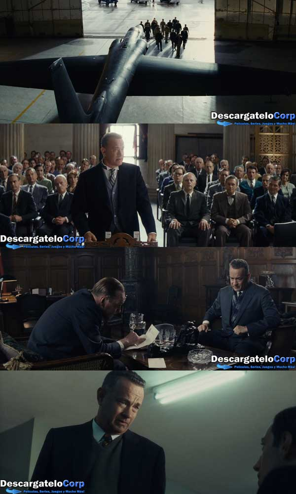 Bridge of Spies HD 1080p Latino