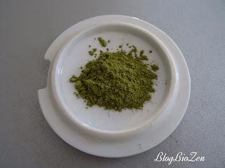 Thé vert japonais Matcha - Aromandise