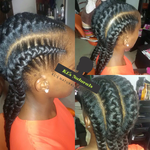 Fresh Natural Hair Styles For The Month Of June