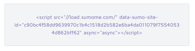 instalar sumome blogger