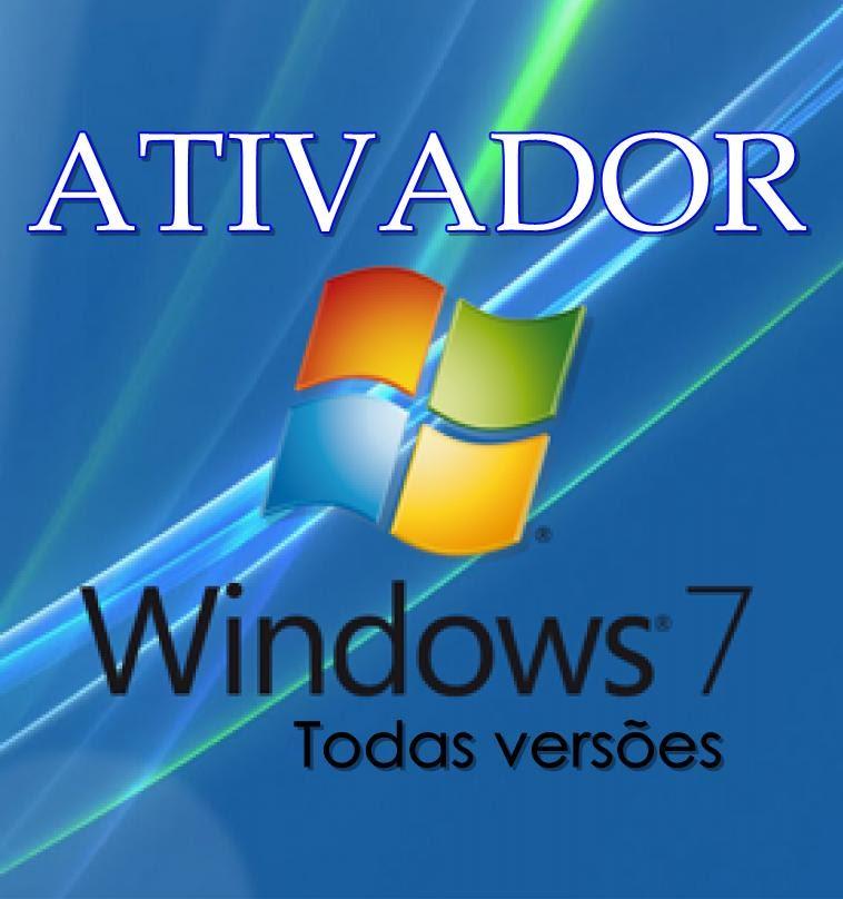 ativacao windows 7 permanente