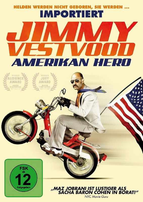 فیلم زیرنویس فارسی: جیمی وستوود - قهرمان آمریکایی (2016) Jimmy Vestvood: Amerikan Hero