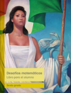 Desafíos Matemáticos Libro de texto Sexto grado 2016-2017 – PDF