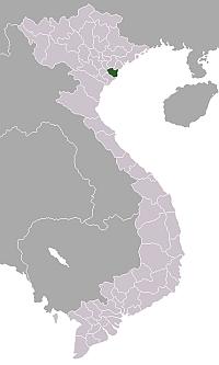 ベトナム タイビン省