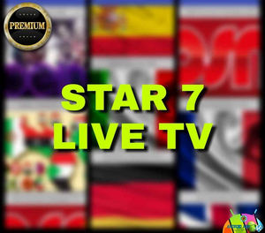 Star7 Live TV v2.5 Paid APK is Here !