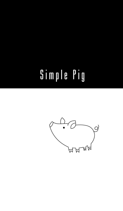 Simple Pig(Update version)