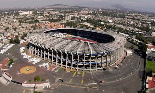Estádio Azteca – Cidade do México