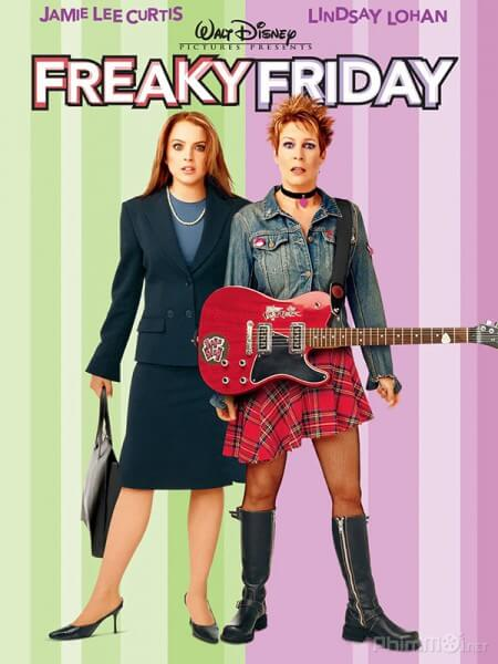Ngay thu sau ky la - Freaky Friday 2003 Vietsub