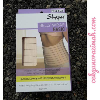 bengkung murah, bengkung moden, belly wrap, hip wrap