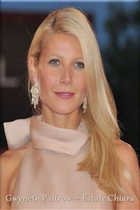 Palette dei Colori Amici Per La Donna Estate Chiara Gwyneth Paltrow